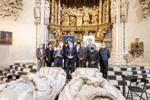 Los aparejadores burgaleses reconocen a la Fundación VIII Centenario de la Catedral como Colegiado de Honor