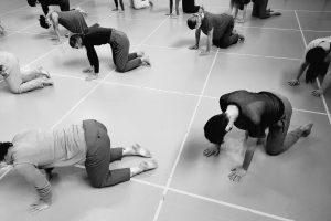 La danza vuelve mañana al Museo de la Evolución Humana de la mano de la artista Natalia Fernandes y de la Escuela Profesional de Danza de Castilla y León