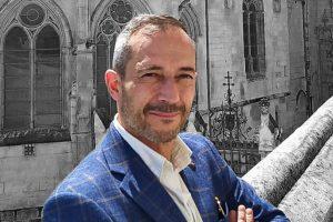 Este viernes, 18 de junio, el Museo de la Evolución Humana celebra la presentación del libro 'La Catedral del Reino. El Sueño de Mauricio', del escritor Fernando Liborio Soto