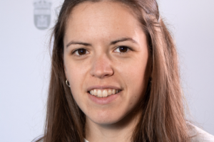 Natalia García, doctoranda de la Universidad de Burgos, premiada por explicar su tesis en Twitter