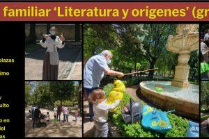 El Instituto Castellano y Leonés de la Lengua organiza la yincana familiar Literatura y Orígenes en su programa cultural Los Sábados en Palacio