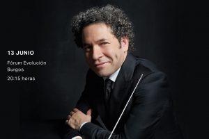 Las entradas para los recitales de Gustavo Dudamel en Burgos, a la venta a solo 10 euros para facilitar el acceso universal a la música