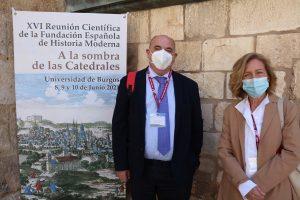 Inaugurada la XVI Reunión Científica A la sombra de las catedrales