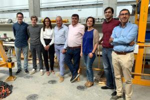 Investigadores de la UBU patentan un nuevo hormigón sostenible de alta resistencia