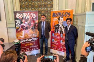 La empresa Tauroemoción ha hecho oficial los carteles de la extraordinaria feria taurina de Burgos 2021 que se celebrará los días 25, 26. 27 y 29 de junio.