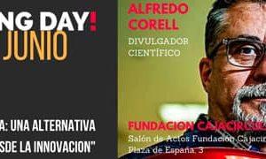 El proyecto educativo Teaming Day de Fundación Cajacírculo presenta una nueva sesión con Alfredo Corell