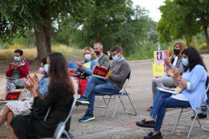 El Festival Internacional de Literatura en Español cierra su primera edición con una gran acogida entre el público de Castilla y León