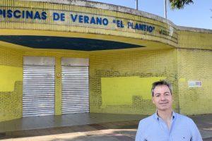 La dejación del PSOE impide llevar a cabo la remodelación de las piscinas de El Plantío esta legislatura