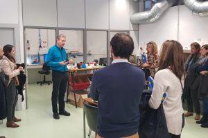 EURODDIP_E celebró desde Bélgica el final Multiplier Event