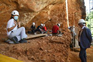 Campaña de excavaciones en los yacimientos de la Sierra de Atapuerca