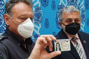 La Comisaría Provincial de Burgos comienza la expedición del Documento Nacional de Identidad europeo