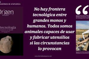 En el nuevo Cuaderno de Atapuerca la tecnología lo cambió todo