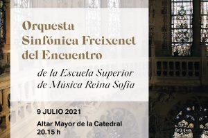 La Orquesta Sinfónica Freixenet homenajeará a Beethoven en la Catedral de Burgos el viernes 9