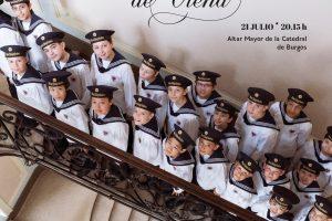 Los Niños Cantores de Viena inundarán la Catedral de Burgos con su voz el miércoles 21