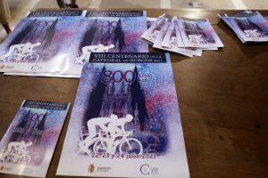 Una ruta de 800 km de ciclismo de ultrafondo rememora el trabajo de los artesanos y artistas de la Catedral de Burgos