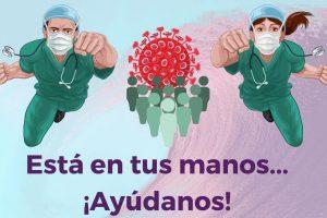 El Colegio de Médicos de Burgos hace un llamamiento a la sociedad burgalesa para que extreme la precaución ante el avance imparable de la quinta ola