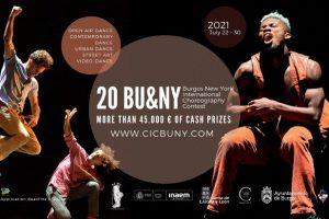 26 obras de nueve países compiten en el 20º Certamen Internacional de Coreografía Burgos – Nueva York