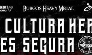 El 3 de julio se clausura el ciclo de conciertos La Cultura Heavy es Segura con el grupo Lépoka