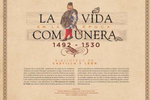 La Biblioteca de Castilla y León acoge una exposición sobre la vida de la sociedad castellana y leonesa en la época de la rebelión comunera