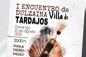 I Encuentro de Dulzaina Villa de Tardajos este domingo 15 de agosto