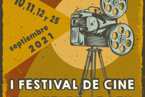 Huerta de Rey acoge su I Festival de Cine: Ponme un Corto