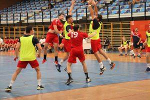 El UBU San Pablo empata ante el Balonmano Zamora