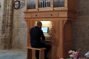 Nuevo Ciclo de conciertos de órgano y música barroca en el Camino de Santiago 2021