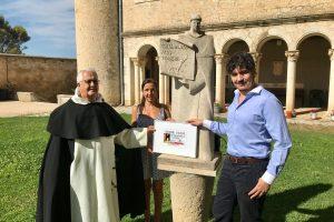 El Jubileo de Santo Domingo de Guzmán protagoniza el cupón de la ONCE
