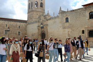 Los estudiantes internacionales ya están en la UBU