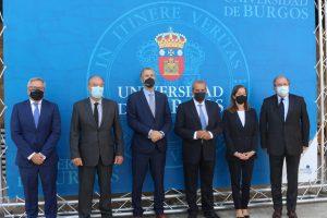 La UBU y el Consejo Consultivo de Castilla y León compartirán acciones formativas y de promoción de la investigación