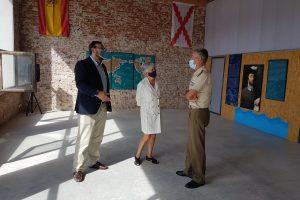 A través de una exposición Magallanes y Elcano atracan en Covarrubias