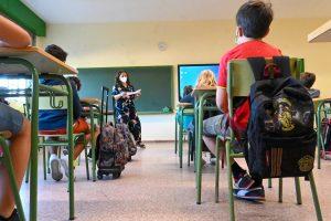 Los 174.926 escolares empiezan las clases con normalidad en Castilla y León