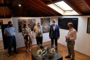 El Ayuntamiento de Espinosa de los Monteros y el Grupo Espeleológico Edelweiss presentan las exposiciones Burgos, tesoros ocultos y Ursus Arctos, los osos de las cavernas de Espinosa de los Monteros