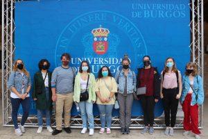 Los estudiantes de Western Michigan University vuelven a la UBU