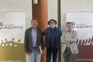 La empresa burgalesa CRECE renueva su compromiso con la Fundación Atapuerca