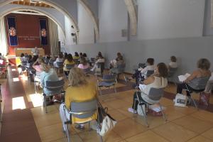 El Servicio de Ayuda a Domicilio de la Diputación de Burgos estrena contrato con la prevención como bandera