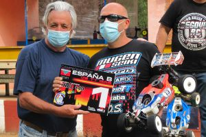 Finaliza el Campeonato Nacional B AECAR 1/8 TT Gas 2021