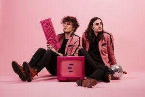 Marsella, un joven grupo con influencias de indie-pop y rock electrónico, despliega su directo mañana en el Museo de la Evolución Humana