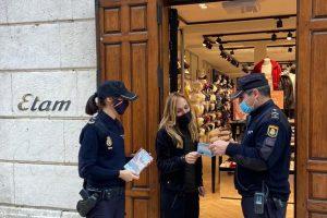 Policía Nacional continúa con la campaña del Plan Turismo Seguro 2021