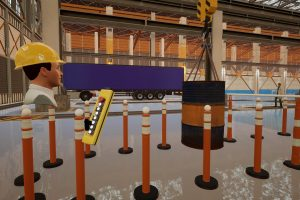La UBU desarrollará un simulador en Realidad Virtual Inmersiva para la formación en prevención de riesgos laborales