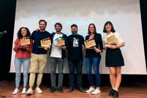 Huerta de Rey entrega los galardones de su I Festival de Cine: Ponme un Corto