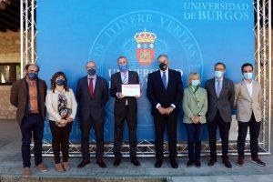 La UBU, única universidad pública de la región con el Certificado Docentia de Aneca y AcsuCyL