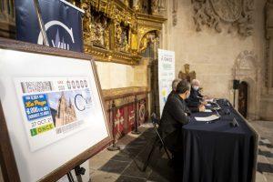El cupón de la ONCE también celebra los 800 años de la Catedral de Burgos