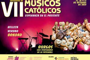 Burgos acoge este fin de semana el encuentro de músicos católicos contemporáneos y la cruz de las Jornadas Mundiales de la Juventud