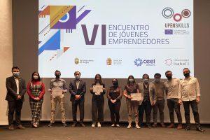 El CEEI celebra el VI Encuentro de Jóvenes Emprendedores en la Universidad Isabel I