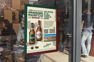 Cervezas San Miguel presenta Ciudades Magníficas una iniciativa para dinamizar la hostelería y el comercio local