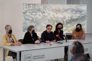 El CAB abre un nuevo ciclo expositivo con las instalaciones de Montserrat Soto, Pedro Vaz y Pedro Paricio