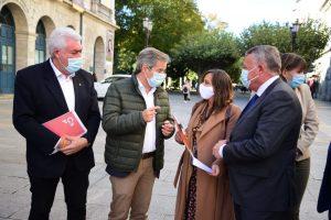 Pérez (Cs) Burgos se ve castigada por el Gobierno porque actúa como hijo bueno, con principios de solidaridad, frente al riego de millones de otros