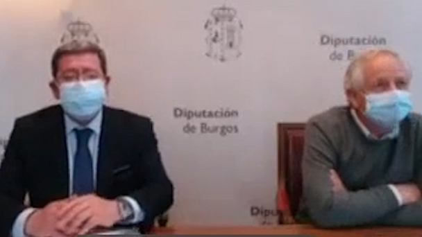 La Diputación de Burgos junto a las organizaciones agrarias incrementarán la recogida de residuos y plásticos