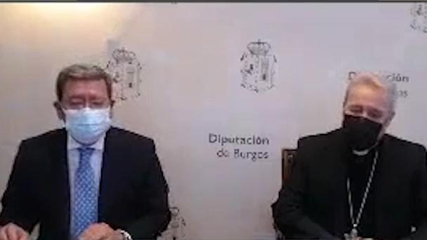 Convenio específico de colaboración entre la Archidiósesis de Burgos y la Diputación Provincial de Burgos